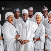 Onikijipa Turns 59 Today, See Photos Of His Only Wife And 6 Children