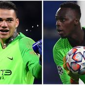 Mendy keeps another cleansheet to move closer to Ederson on the EPL Golden glove table
