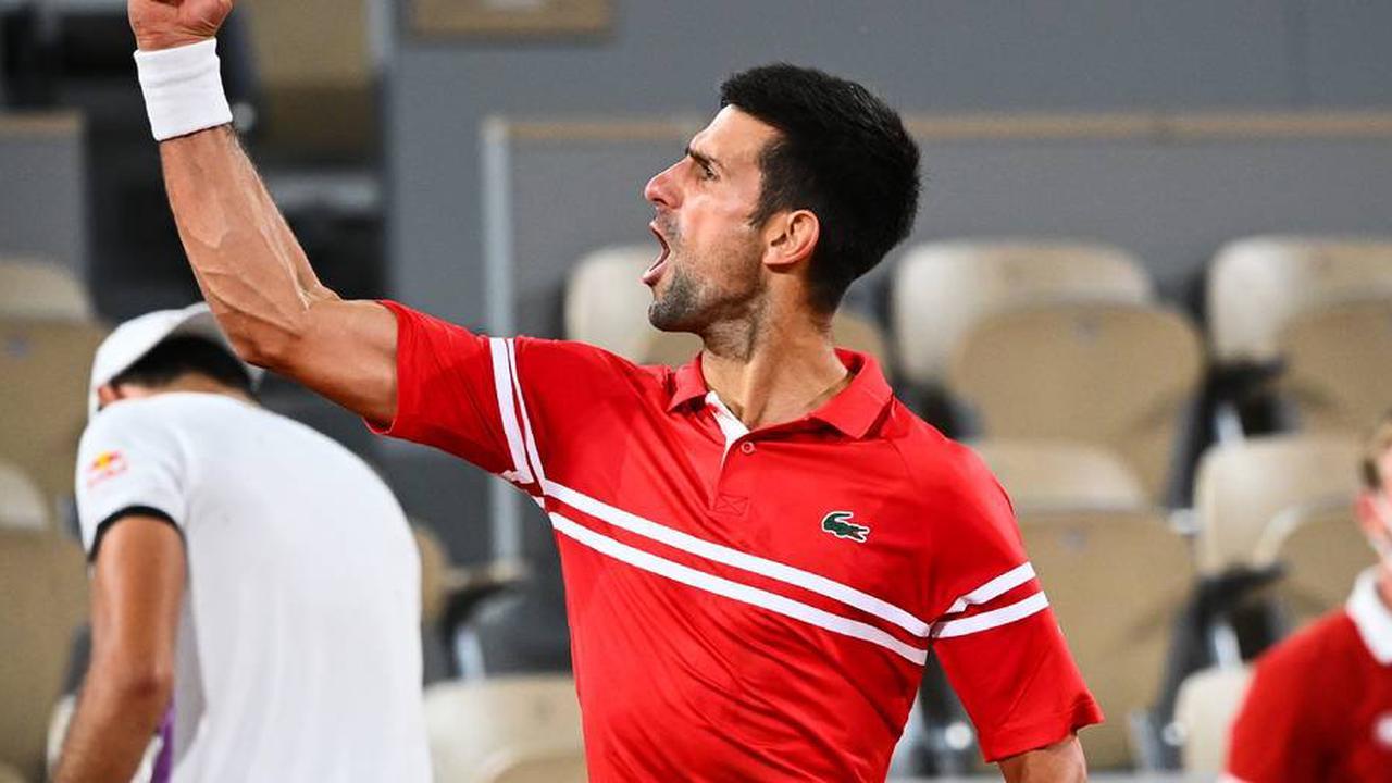 Roland-Garros : Djokovic s'offre une demi-finale de rêve face à Nadal