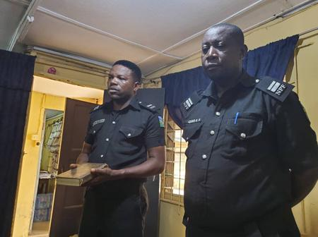 Lagos police begin trial of officers who arrested activist Tunde Abass for filming them while harassing a man