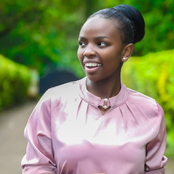 Reactions As A Song is Composed To Admire Maria of Citizen TV [VIDEO]
