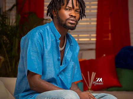 Ghanaian Musician Fameye Has Been Arrested Check Out The Details For His Arrest.