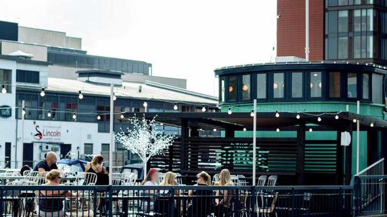 City named one of best in UK for alfresco food and drink