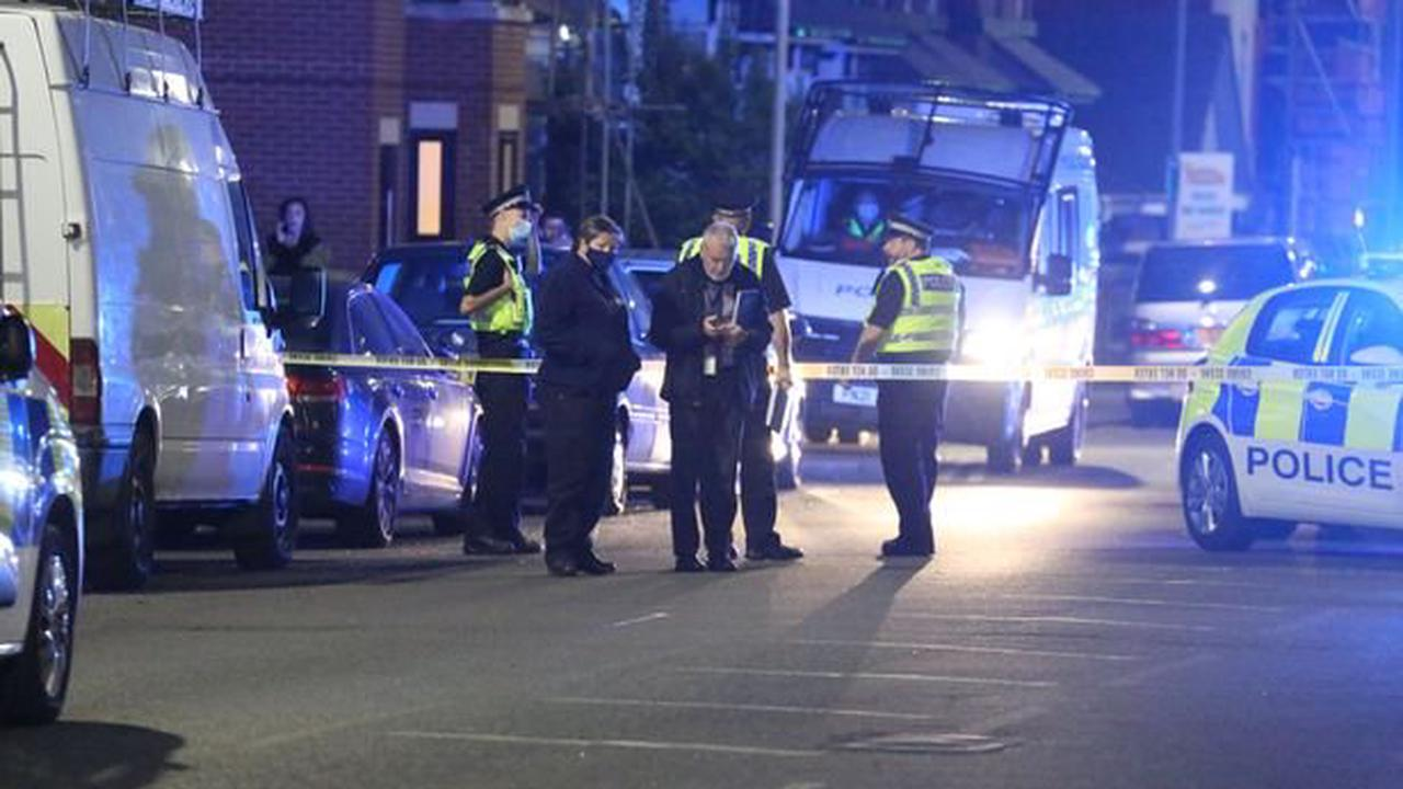 Machete-wielding gang attack in Bolton was 'like something from GTA' say terrified witnesses