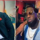 Checkout Cute Pictures of Timaya And Tuface Idibia