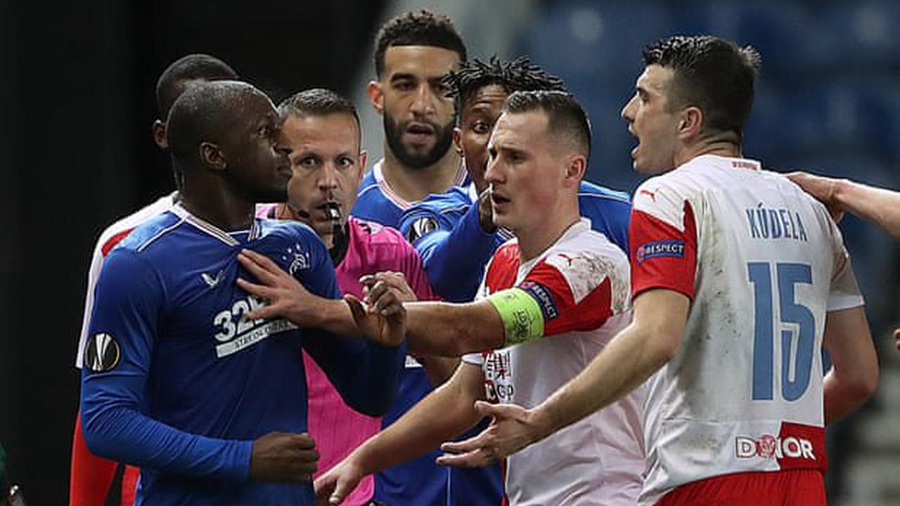 Rangers' Glen Kamara reveals he is receiving racist abuse every day