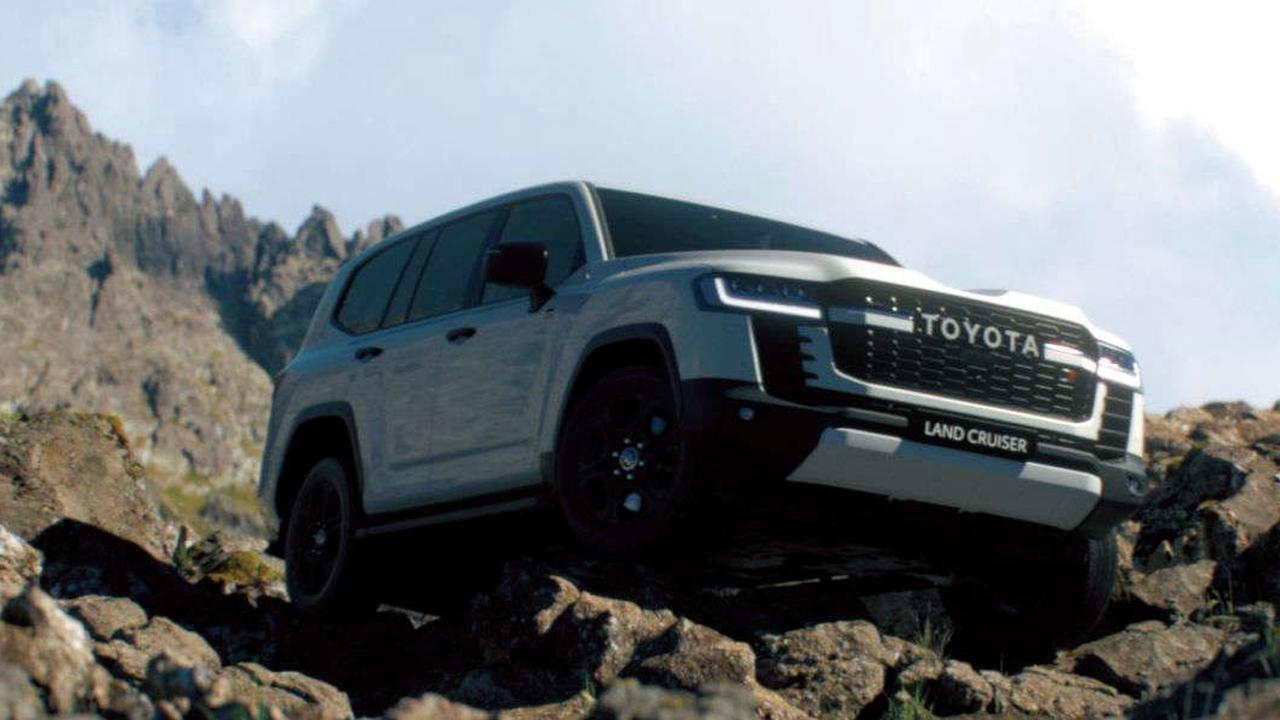 New Toyota Land Cruiser Debuts with 409-HP 3.5L Twin-Turbo V6