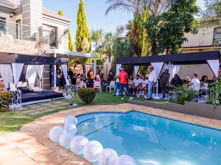NaakMusiQ celebrated his 32nd birthday in style, See pictures of his birthday celebration.