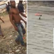 Un jeune homme sauve la vie d'un enfant d'une noyade et devient la star de toile