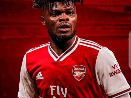 Thomas Partey Set To Sign Five Years Deal With Arsenal