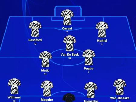 This Manchester united 2nd Eleven Can Also Challenge For The Premier League Title. Check out