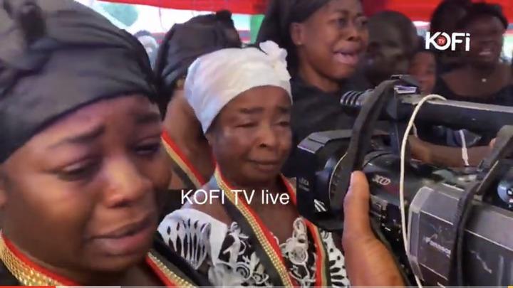 1e51bd5ff686713a1f388d86515efdae?quality=uhq&resize=720 - Sad: First Photos From Kofi B's Final Funeral Rite.