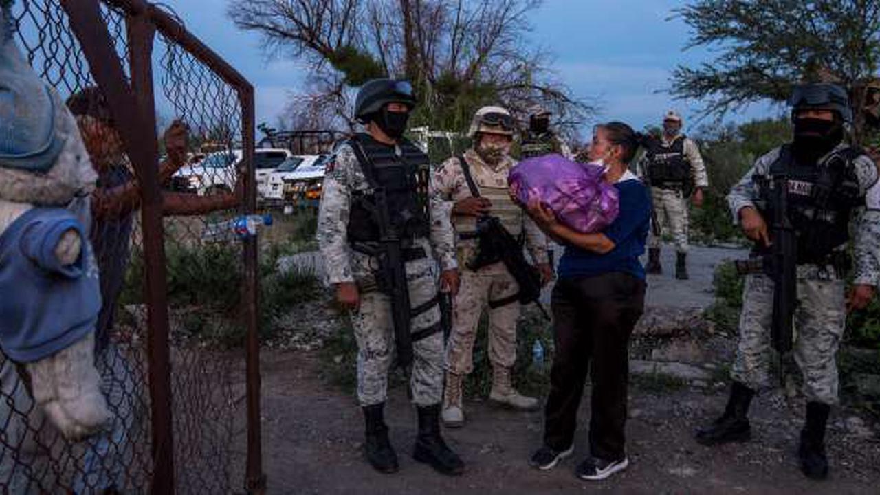 Alle sieben Verschütteten nach Minenglück in Mexiko tot