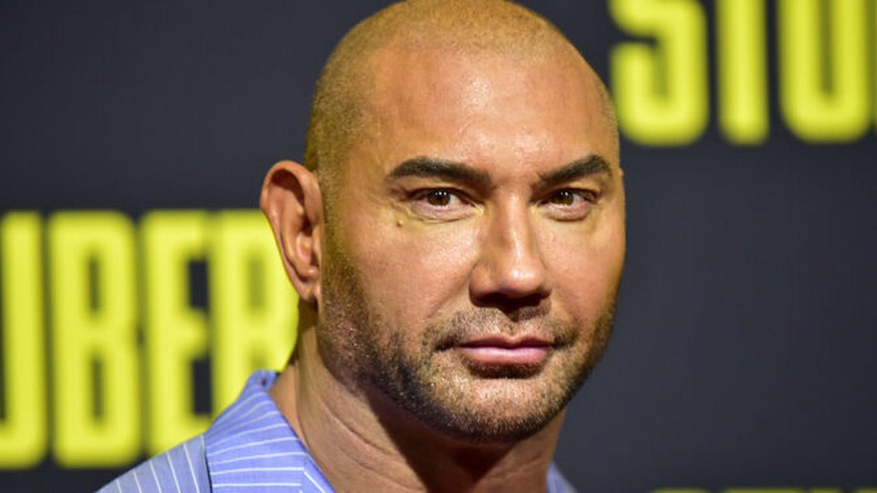 Dave Bautista offers $20,000 in case of manatee found with 'TRUMP' etched on its back