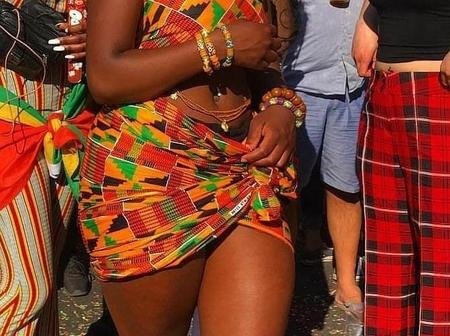 The reason I left my country to live in Ghana