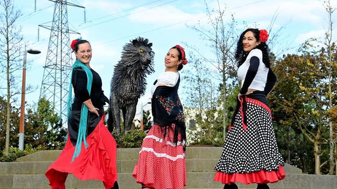 Flamenco dancing is boosting mental health in Belfast