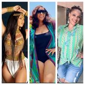 Photos Of 3 Beautiful Women Nollywood Actor, IK Ogbona Has Allegedly Dated.