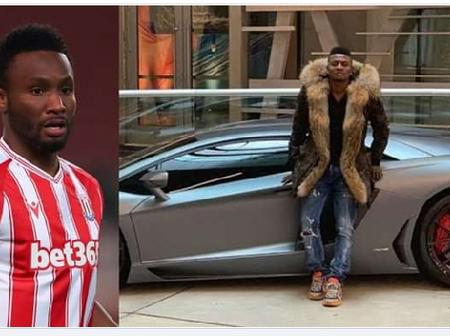 Top 10 richest Nigeria footballer, Obafemi Martins ahead of Ighalo as Mikel, Iheanacho among.