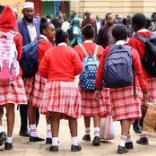 Education CS Makes This Latest Announcement About Schools Reopening