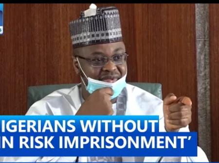 Check Out The Number Of Years You May Spend In Prison If You Do Not Have NIN As A Nigerian