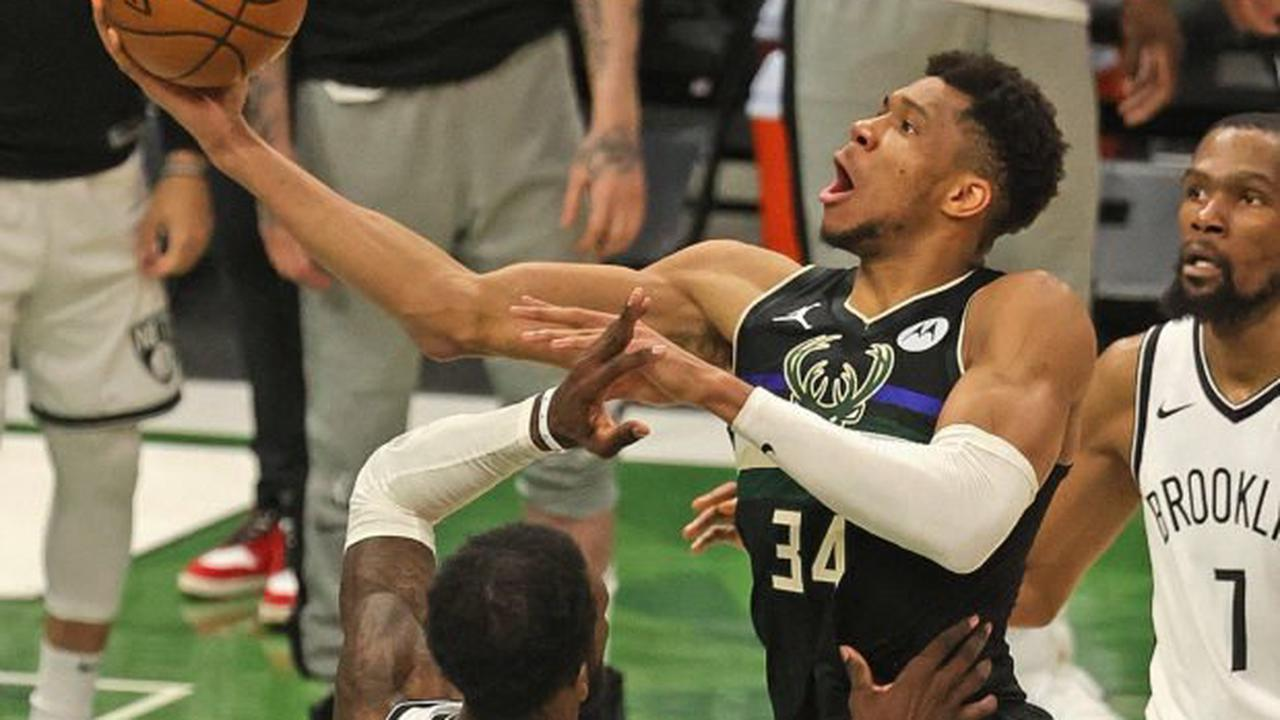 Bucks lead wire-to-wire to beat Nets, force Game 7 in East semis series