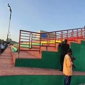 Ghana to see a first ever biggest and standard Astro-turf at Konadu Yiadom School Park