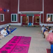 8 Photos: Emir of Kano, Alhaji Aminu Ado Bayero Attends Quranic Tafsir in his Palace.