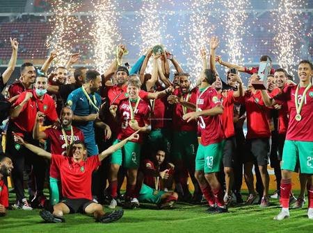 CHAN 2020: Morocco Beats Mali 2-0 To Defend Their CHAN Title