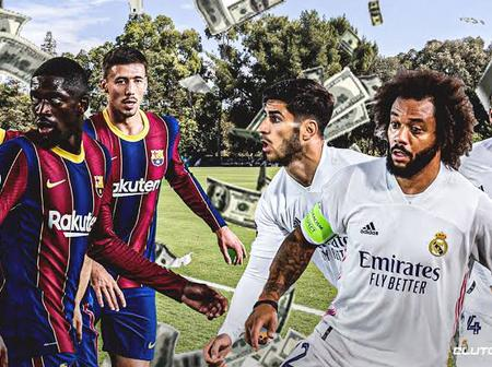 Preview: 2020 El Clasico, Barcelona v Real Madrid