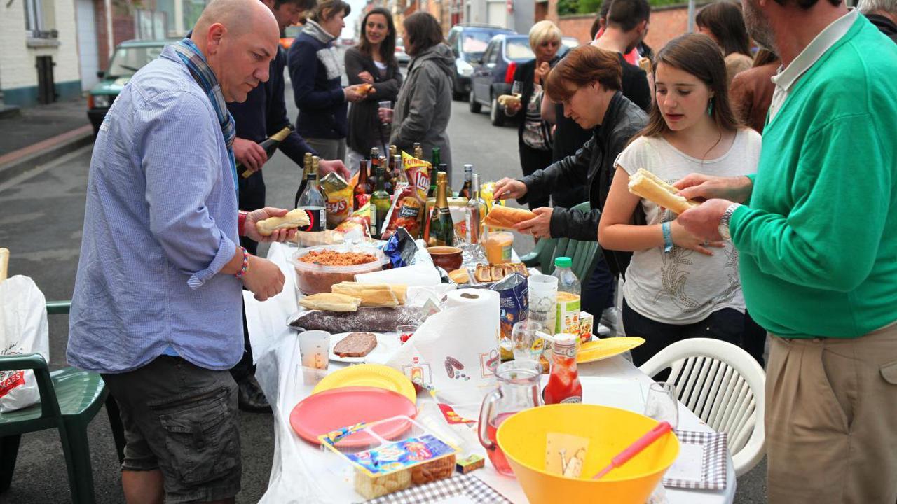 Dunkerquois - La Fête des Voisins va réunir des milliers de familles ce vendredi