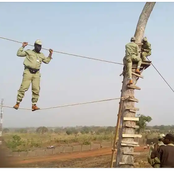 Are You Preparing for NYSC Camp? Checkout Trainings Youth Corpers Undergo in Camp [Photos]