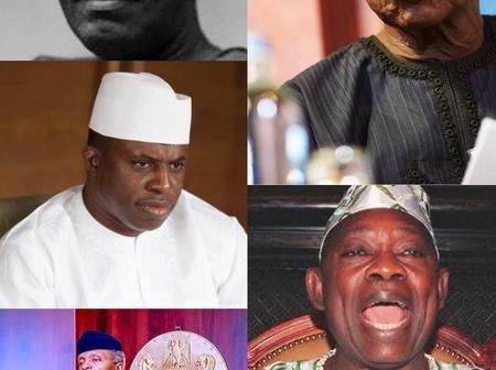 Check Out The Yoruba State That Produced Top Nigerian Leaders, Business Moguls And Politicians