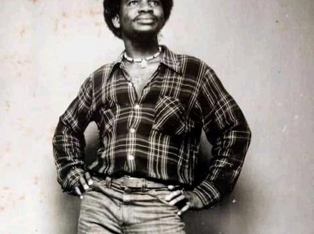 Check out these pictures of Chiwetalu Agu when he was younger as he clocks 65 today