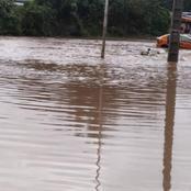Inondations à Bondoukou : la sortie des eaux de la rivière Wamo provoque des dégâts