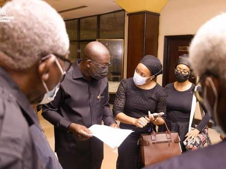 Family Of Late J. J Rawlings Had A Solemn Meeting With Funeral planning Committee. See Details