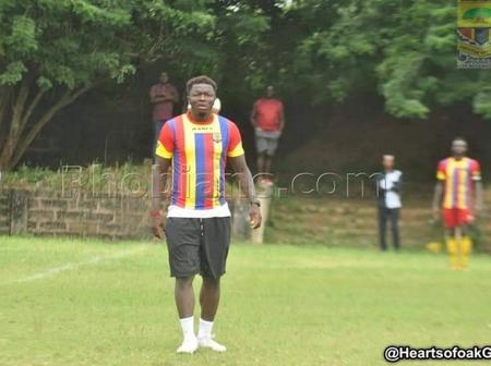 Kotoko will add me to CAF Champions league squad