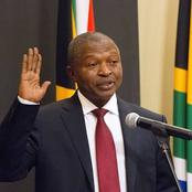 Take a look at David Mabuza salary as the deputy president of SA- you will not believe he earns this