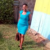 In Such A Cruel World, Tomorrow Is Never A Promise. Betty Barassa Laid To Rest