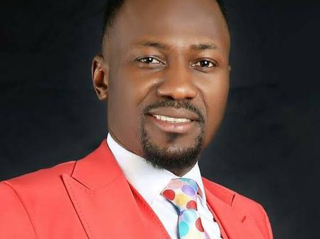 Meet the beautiful woman that gave birth to Apostle Johnson Suleiman