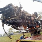 Three Killed After a Grisly Accident in Kisumu