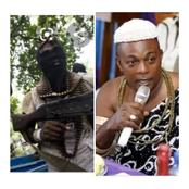 Days After He Was Kidnapped With His Palace Guards, Imo Monarch Finally Regains Freedom