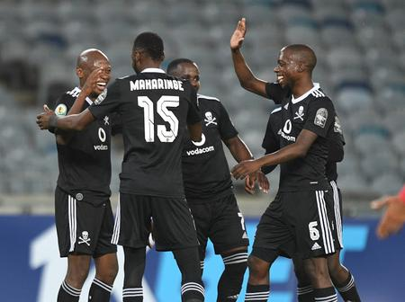 Orlando Pirates back in top spot after 3-0 CAF win against Al-Ahly.(Opinion)