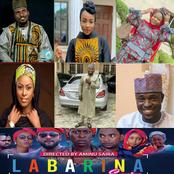 Meet Laila, Mahmud, and other actors of Labarina Series (photos)