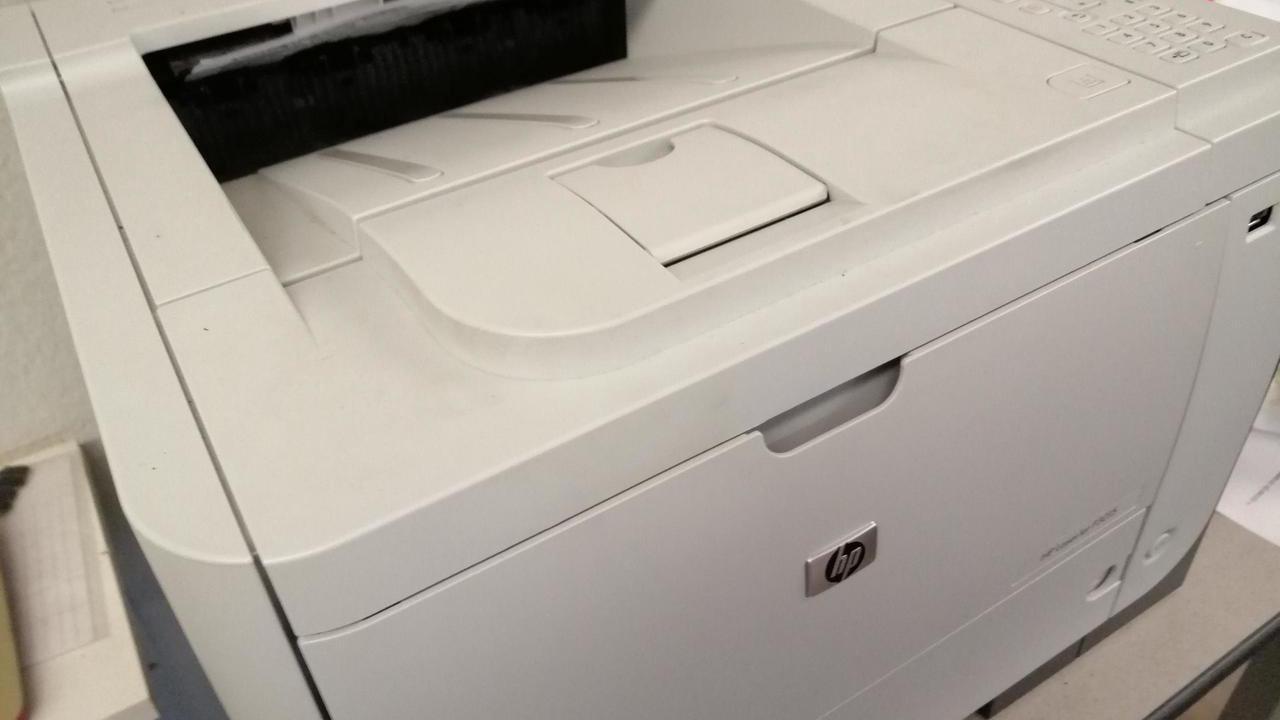 La question informatique : mon imprimante refuse d'imprimer...