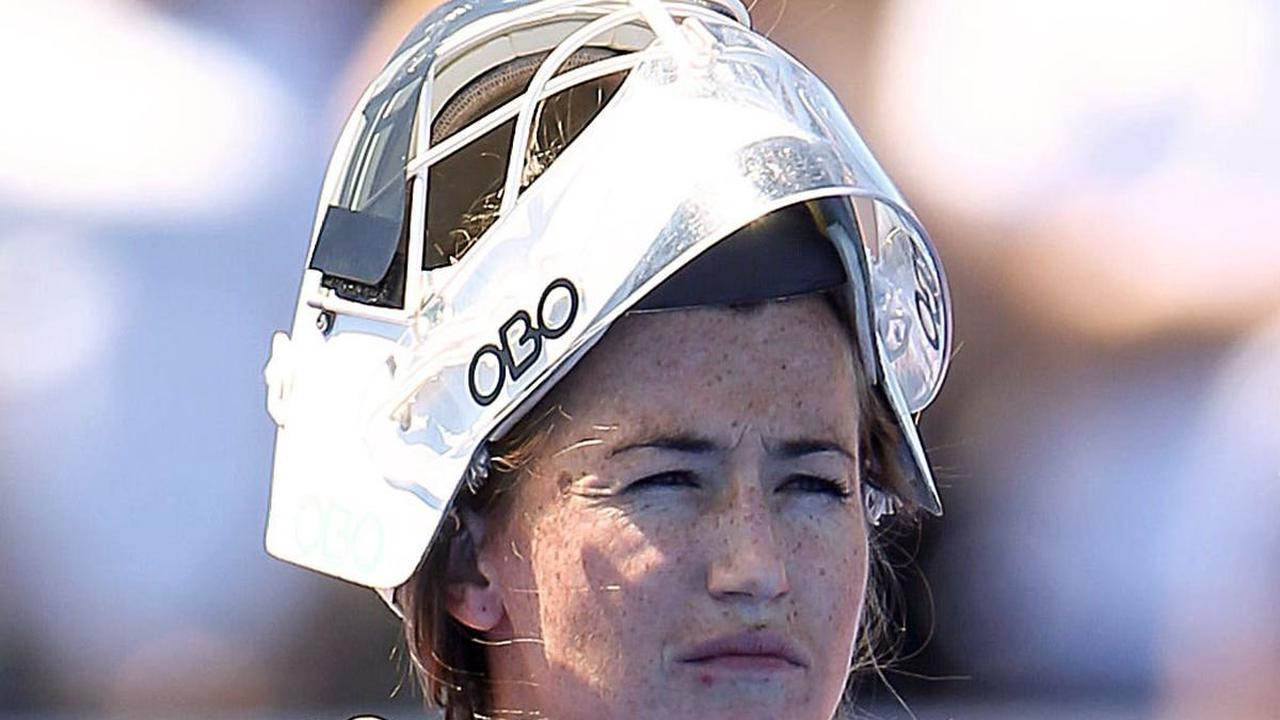 Shootout star Maddie Hinch ready to do battle with Holland again