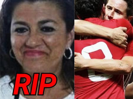 Popular Man United Player Loses Mother