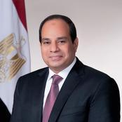 بالصور| الرئيس السيسي ينعي قائده وأستاذه ومعلمه اللواء كمال عامر