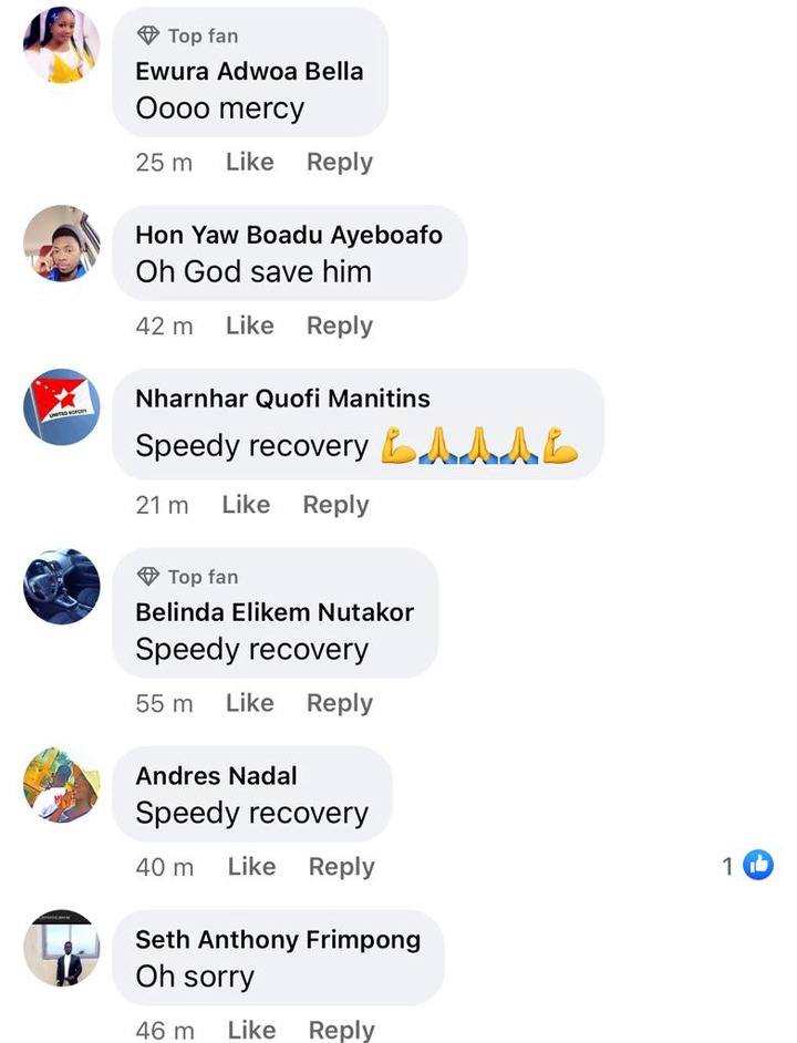 1ec56da8db70c3fbca0b744cd9a71ab9?quality=uhq&resize=720 - Ghanaians Pours Down An Emotional Wishes To Yaw Sarpong After He Got Involved In A Fatal Accident
