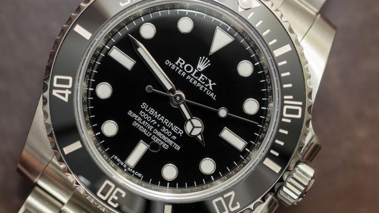 eBay offers 'Authenticity Guarantee' on watches to prevent fakes