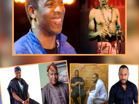 Meet 6 Nigerian Celebrities Whose Parents Are Also Celebrities